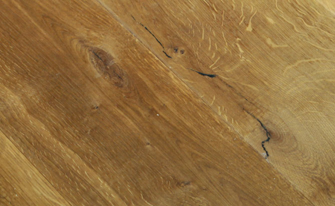 3 layer brushed engineered wood flooring