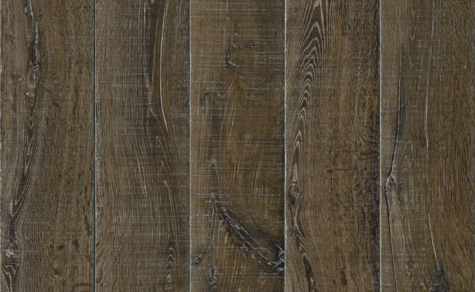 antique oak feature flooring