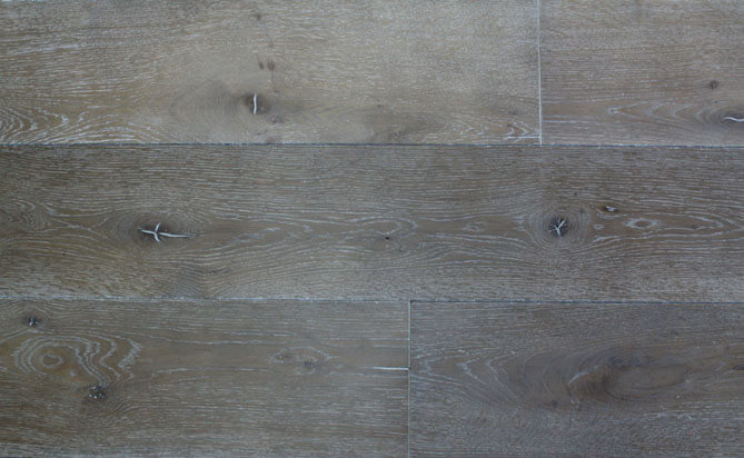 China 3 layer natural oak planks floor