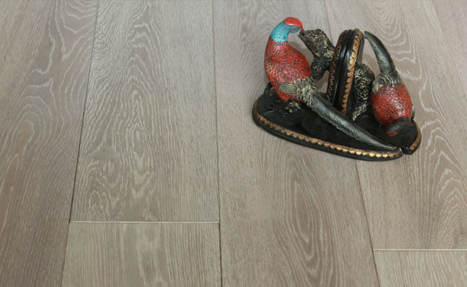 3 layer engineered antique wood floors