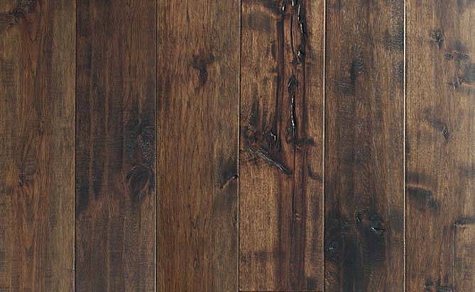 rustic hickory engineered 7 inch flooring