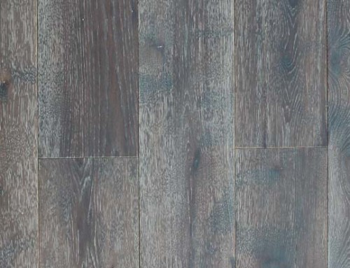 Wide Plank Hickory Flooring VH08