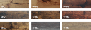 9 colors of hickory plank wood flooring