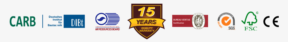 hickory wood floor 15 years warranty