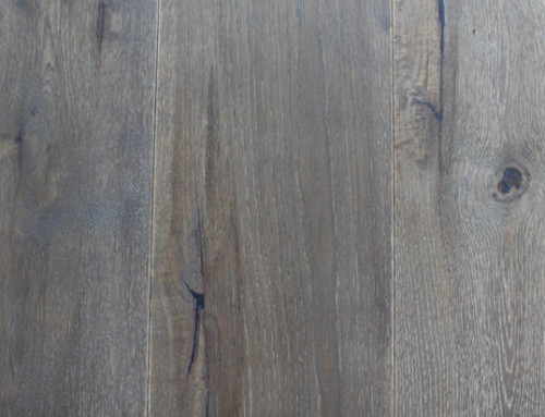 Wood Flooring Wide Plank French Grey