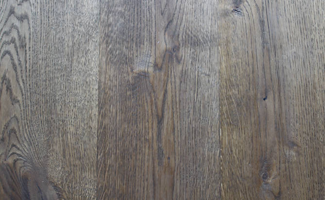 hand scraped oak floors