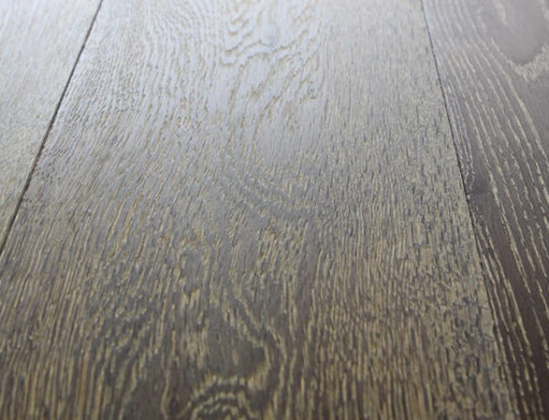 European White Oak Engineered Flooring F8