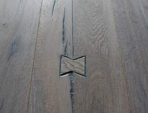 White Oak Plank Flooring K051