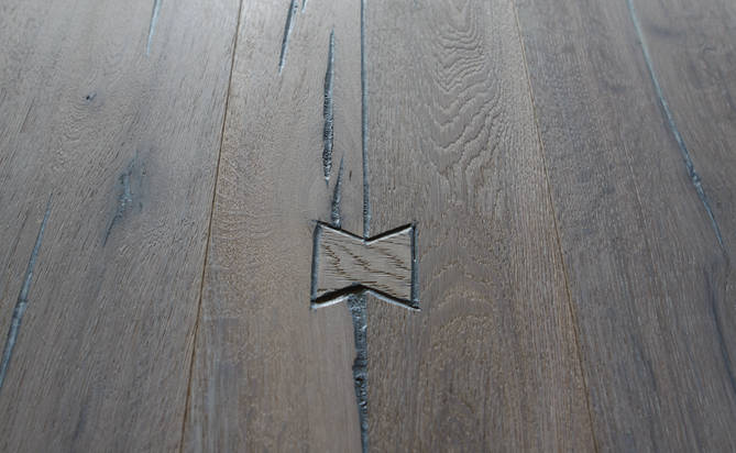 3 layer white oak plank flooring
