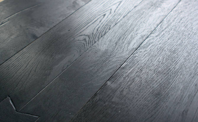 dark engineered wood floors