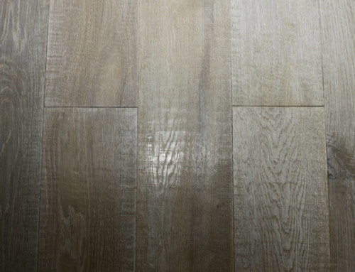 White Oak Flooring Engineered K056-6