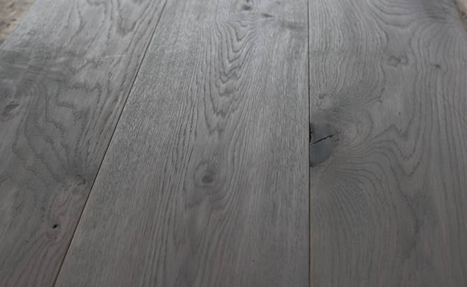 hand scraped oak flooring click
