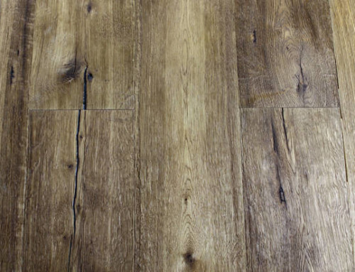 Wide Plank Engineered Wood Flooring K091