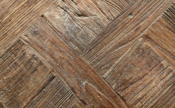 Old Parquet Flooring Home Safe