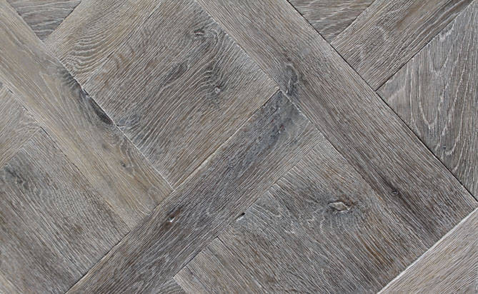 Traditional French Versailles Parquet Floor
