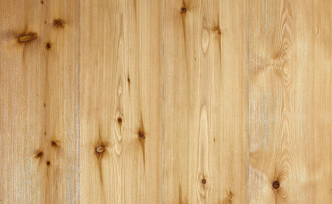 Brushed Tamarack (Larch) Flooring