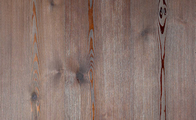 larch wood planks floors