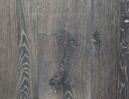 6mm French Oak Handmade Wood Flooring HRS005