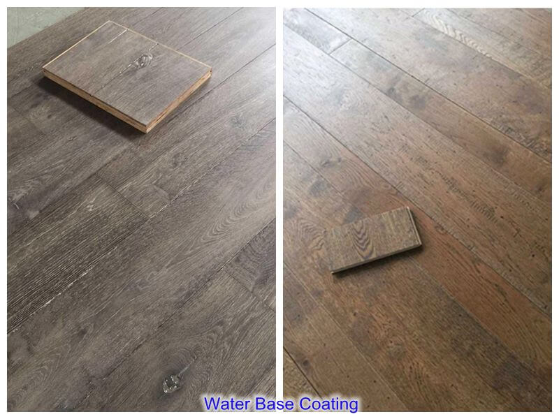 5 differences in water based vs oil based floor With oil based floor stain