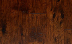 distressed solid hickory flooring