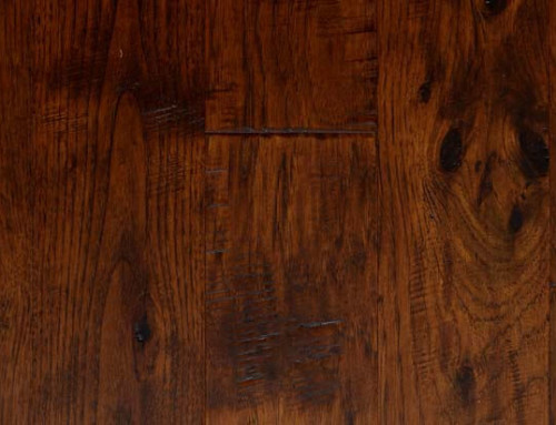 Distressed Solid Hickory Flooring VIF1530