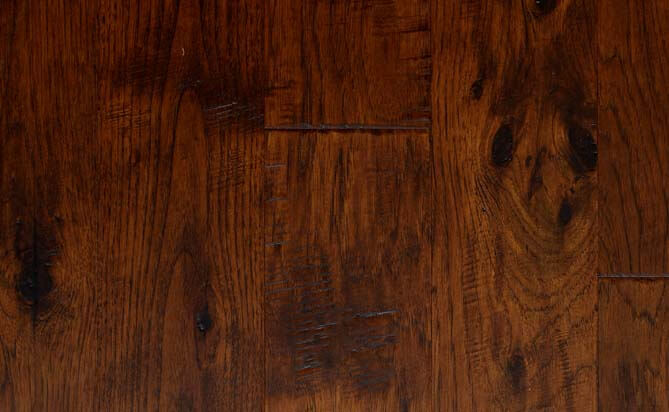 Distressed Solid Hickory Flooring Vif1530 Vifloor2006 Com