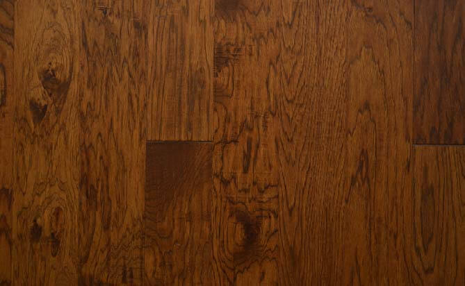 Hickory Solid Wood Flooring