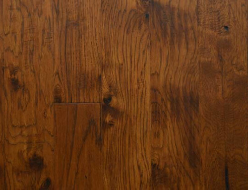 3/4″ x 4″ Antique Solid Hickory Flooring VIF1533