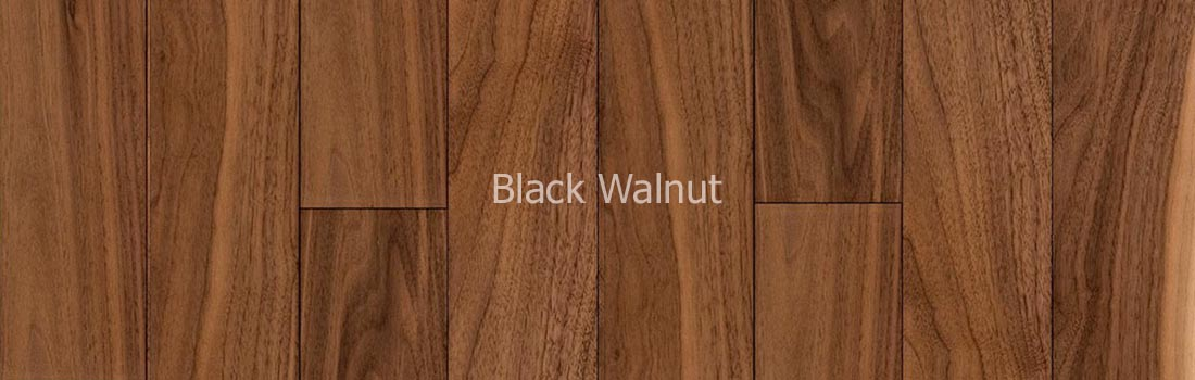black walnut solid wood flooring