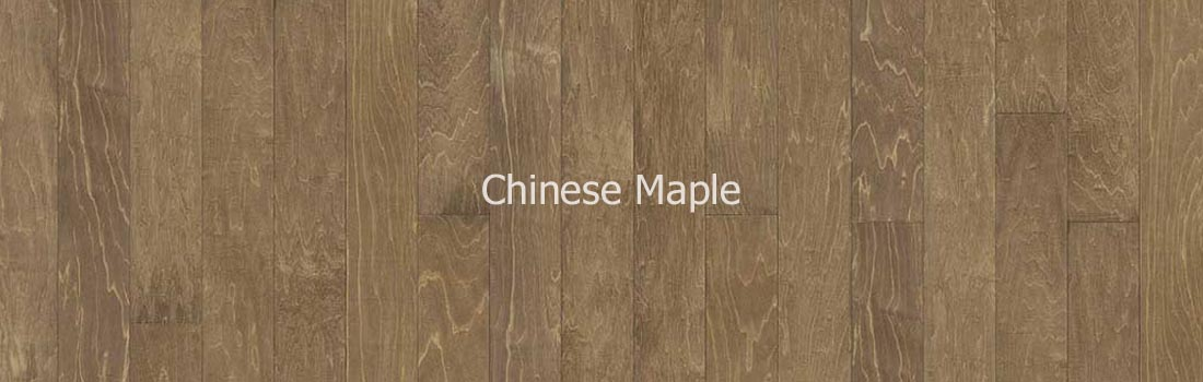 Chinese Maple solid wood flooring