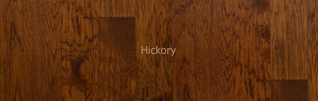 high quality solid hickory hardwood flooring