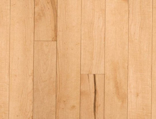 American Hard Maple Solid Wood Floor AM003
