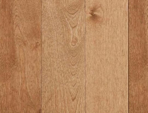 7/10″ Stained Solid Birch Flooring BR002