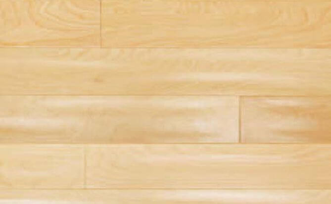 18mm Natural Solid Birch Flooring