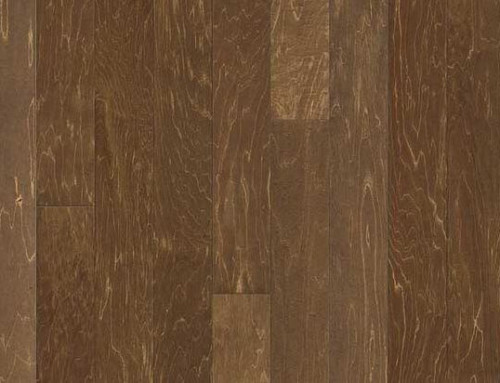 Chinese Maple Stained Solid Flooring MP005