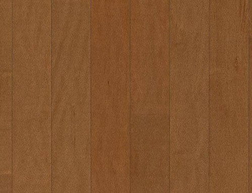 UV Lacquered Chinese Maple Flooring MP007
