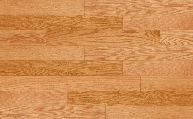 American Hard Red Oak Solid Wood Floor