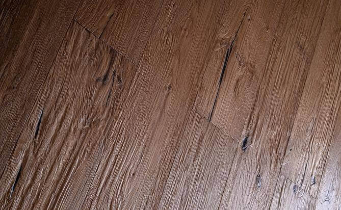 antique axe-wood engineered flooring