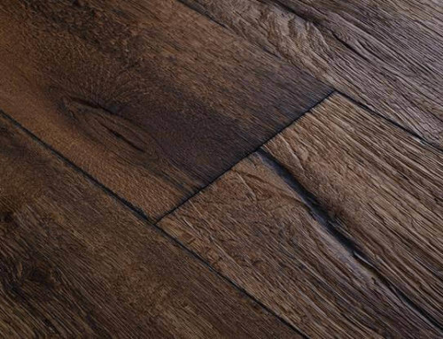 Engineered Oak Axe Split Flooring TL8309