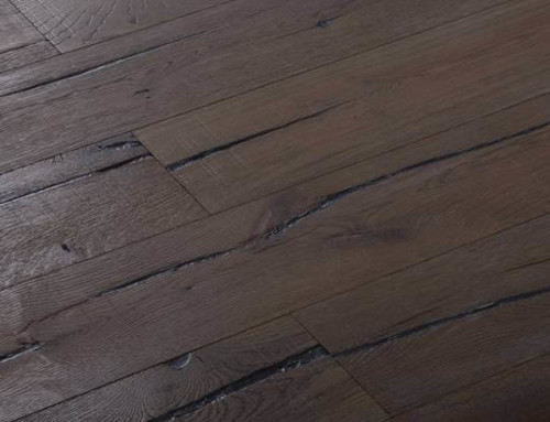Butterfly Rustic Engineered Wood Flooring GC8415