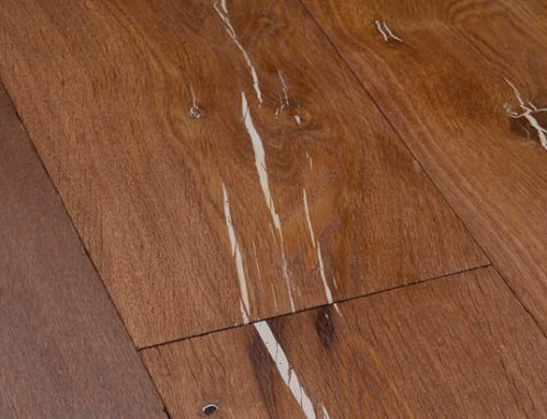 Artistic Rustic Engineered Oak Flooring GC8418