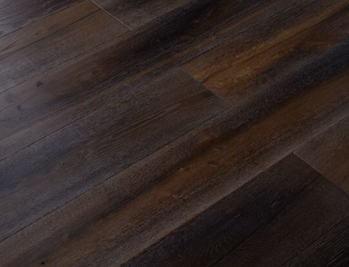 Fired Effect Recycled Wood Flooring IL8604