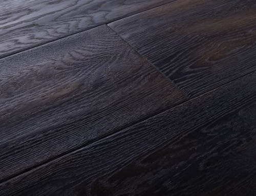 Natural Dark Engineered Oak Flooring IL8607