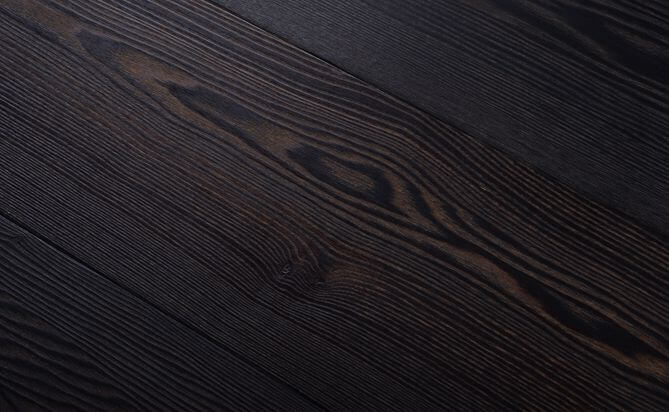 click-lock fired engineered oak flooring