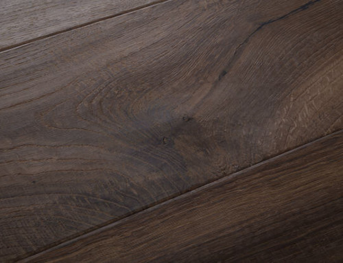 Hard Smoked Engineered Oak Floor CA8701