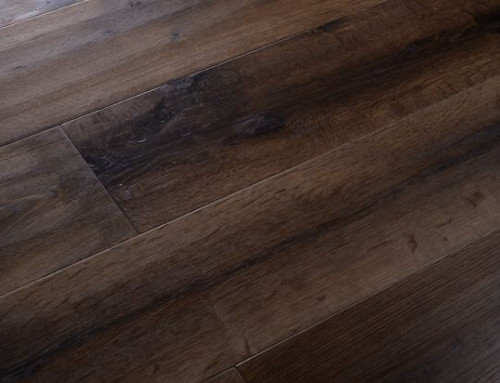Dark Oak Engineered Wood Flooring CA8703