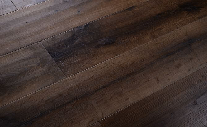 Dark Oak Engineered Wood Flooring CA8703 vifloor2006com