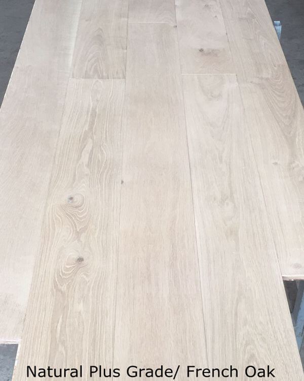rustic grade french oak flooring