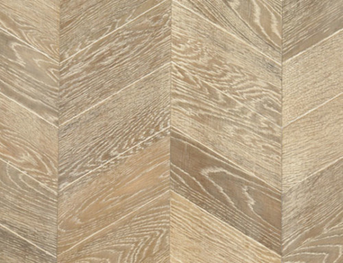 Oak Chevron Flooring SIC002