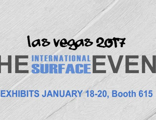 The International Surface Event Las Vegas 2017